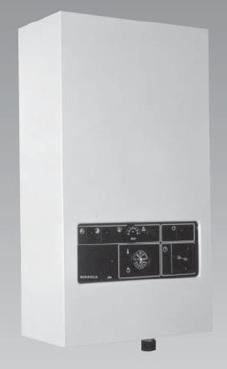 CML 15 solo calefacción de 5 a 15 Kw. (caldera eléctrica )