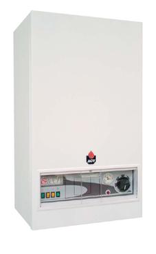 E-Tech W 15 trifásica de 8,6 / 14,4 Kw.Caldera mural eléctrica para calefacción .Producción de agua caliente sanitaria opcional. (caldera eléctrica )