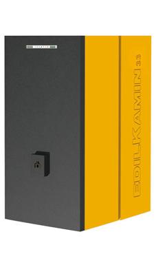 EDILKAMIN ORLANDO 32,3 Kw (caldera de biomasa de pellets)