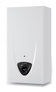 ARISTON FAST EVO 11 ONT C GPL calentador atmosférico de propano atmosférico termostático de 11 litros/min. (calentador de gas butano-propano tiro natural)