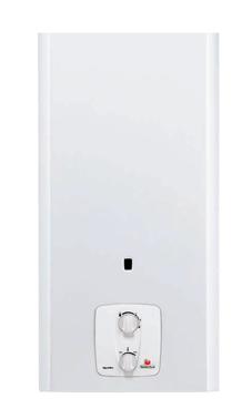 SAUNIER-DUVAL Opalia C11 YO/2 (exterior) (calentador de gas butano-propano tiro natural)