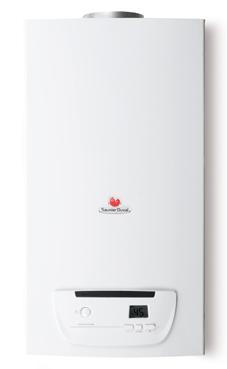 SAUNIER-DUVAL Opaliatherm C 14 E (calentador de gas butano-propano tiro natural)