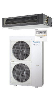 PANASONIC Conducto de baja silueta PACi ELITE inverter+ KIT-140PN1E8A