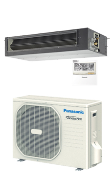 PANASONIC Conducto de baja silueta PACi ELITE inverter+ KIT-50PN1E5A