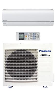 PANASONIC KIT E24-QKE WIFI split Etherea Inverter+blanco  (Kit con control por teléfono inteligente)