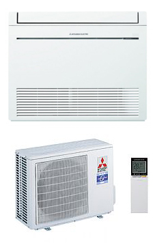MITSUBISHI-ELECTRIC Split suelo inverter MFZ-KJ35VE