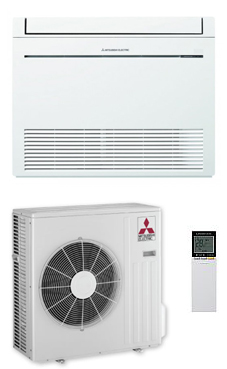 MITSUBISHI-ELECTRIC Split suelo inverter MFZ-KJ50VE